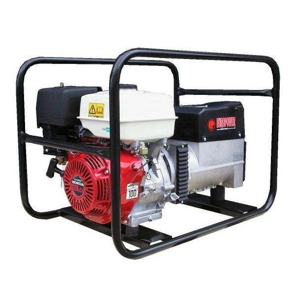 Генератор бензиновый Europower EP 200 X 3X230V для ж/д в Никольске