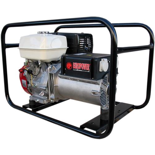 Генератор бензиновый Europower EP 6500 T 3X230V для ж/д в Никольске