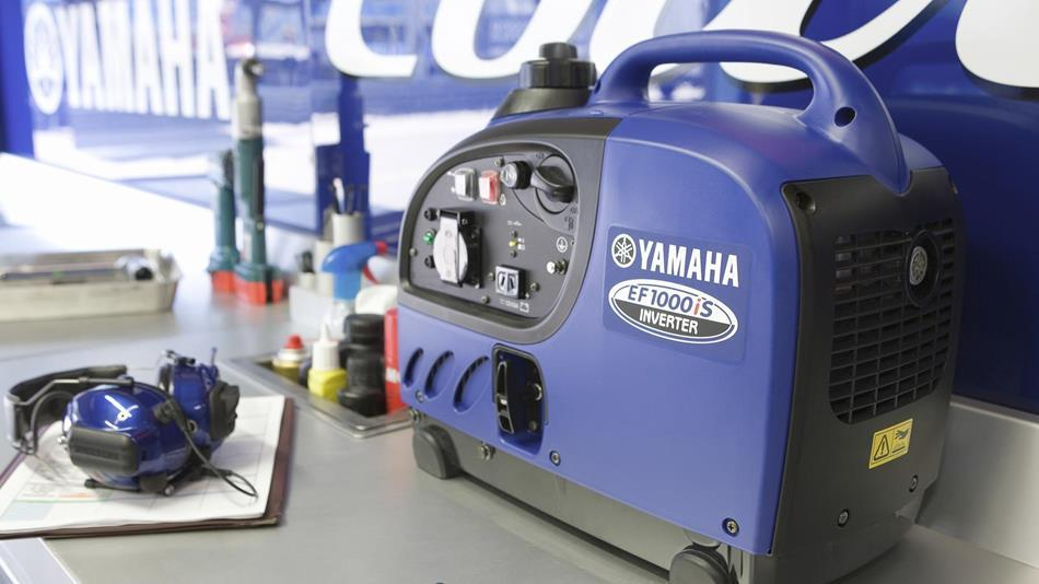 Генератор Yamaha EF1000 в Никольске