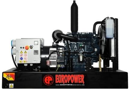 Генератор дизельный Europower EP 163 DE в Никольске