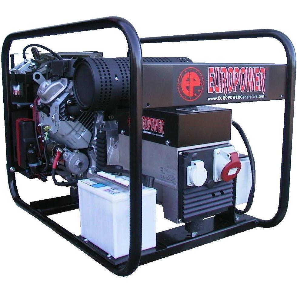 Генератор бензиновый Europower EP 13500TE в Никольске