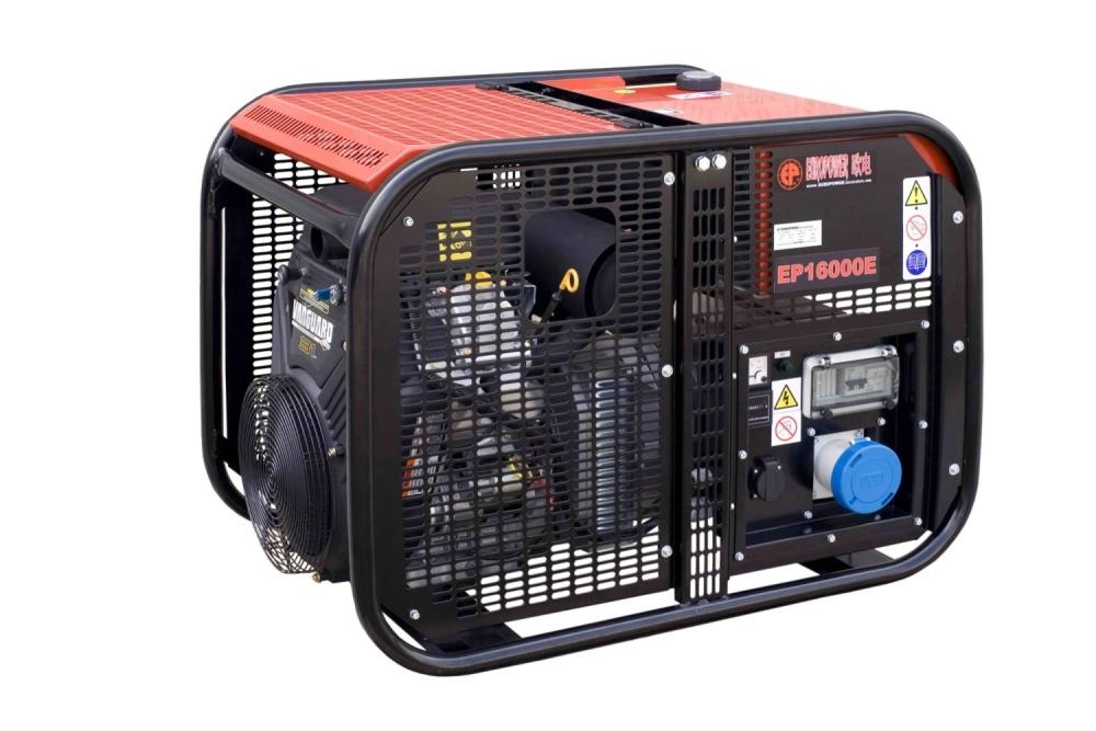 Генератор бензиновый Europower EP 16000 E в Никольске
