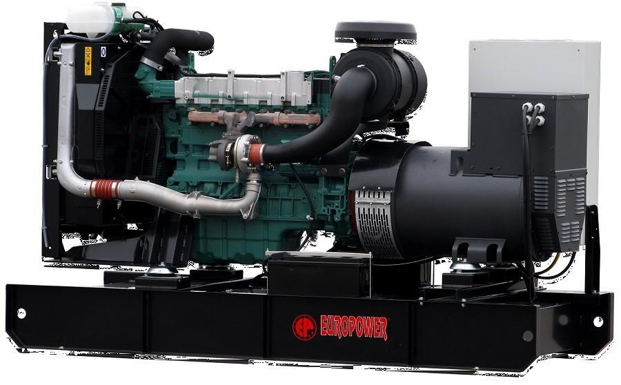 Генератор дизельный Europower EP 200 TDE в Никольске
