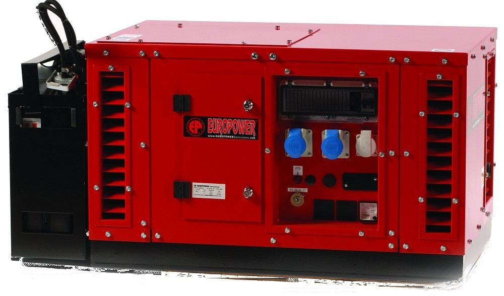 Генератор бензиновый Europower EPS 15000 TE в Никольске