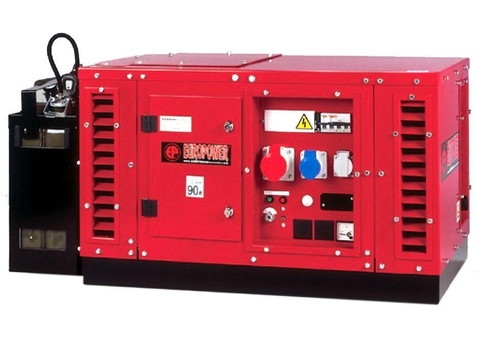 Генератор бензиновый Europower EPS 6000 E в Никольске