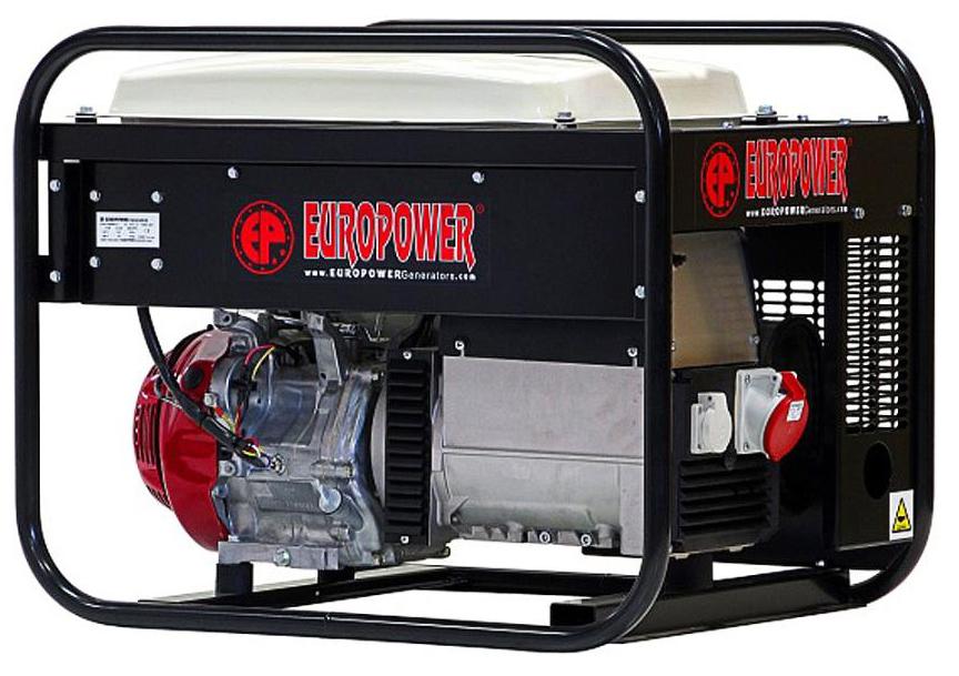 Генератор бензиновый Europower EP 6500 TLN в Никольске