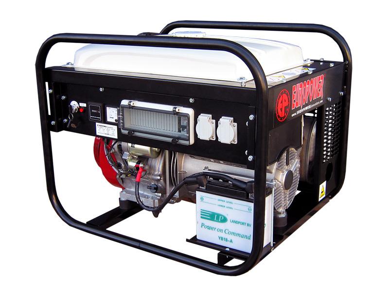 Генератор бензиновый Europower EP 7000 LE в Никольске