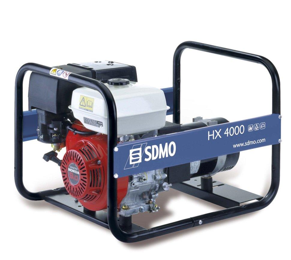 Генератор SDMO HX 4000-S в Никольске