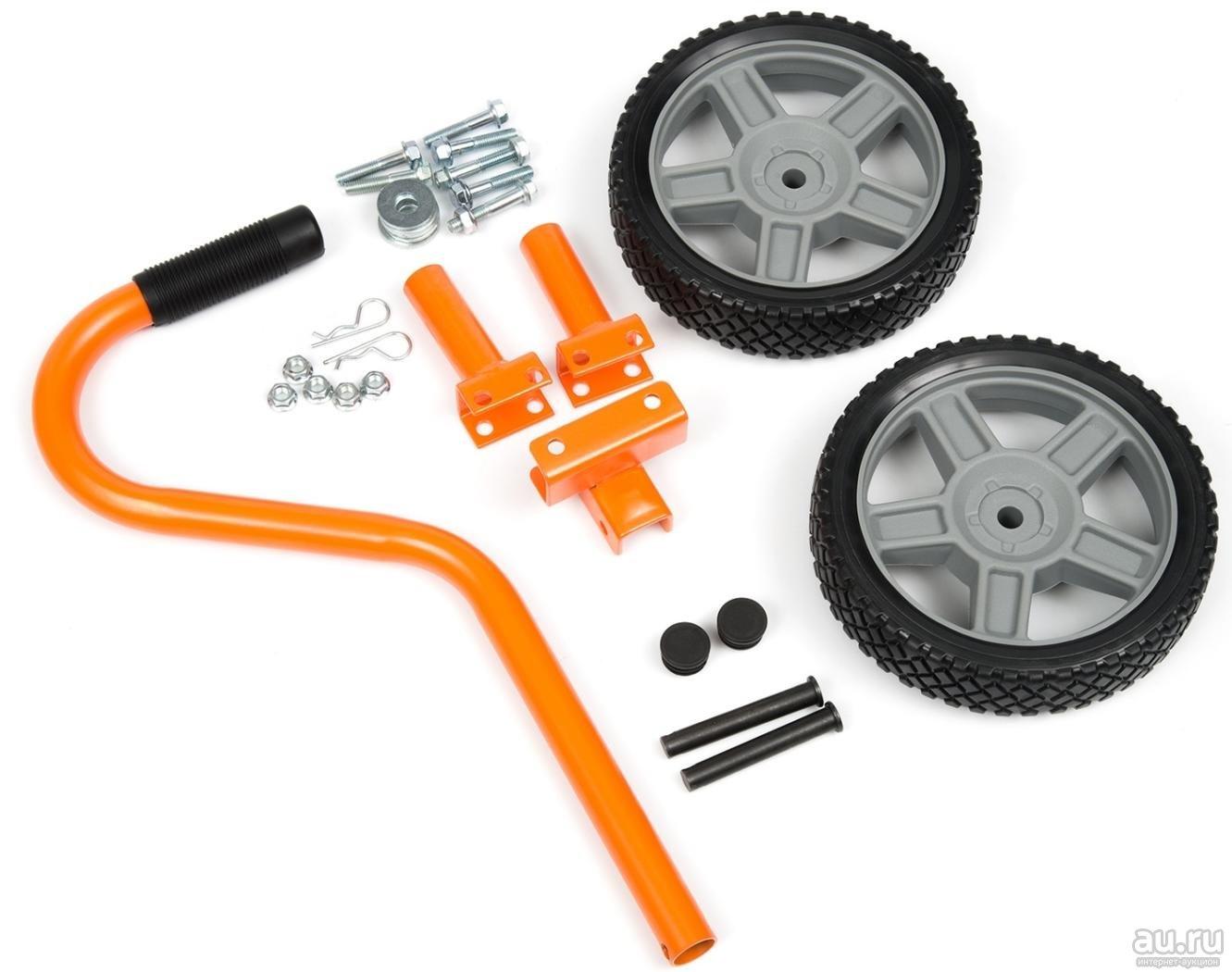 Комплект колес для генераторов ECT 7000 в Никольске