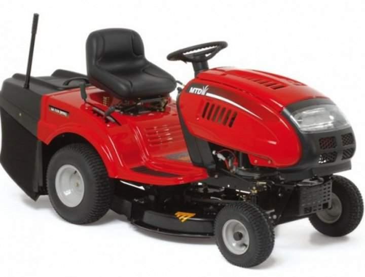 Садовый трактор MTD OPTIMA LE 175 H (SPECIAL) в Никольске
